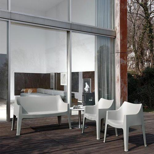 Sofá Coccolona y sillón Coccolona