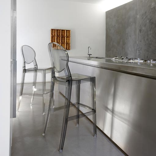 Taburete igloo centrosilla sillas de cocina for Taburetes de cocina de diseno