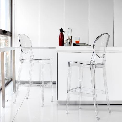 Taburete igloo centrosilla sillas de cocina hogar terraza - Taburete cocina diseno ...