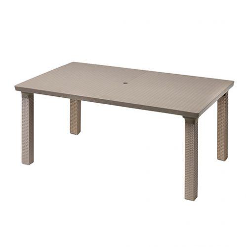 Mesa para jardín Triplo